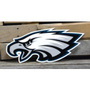 Authentic Street Signs Philadelphia Eagles Steel Logo Sign