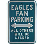 Authentic Street Signs Philadelphia Eagles Parking Sign