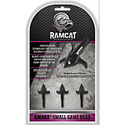 RamCat Smoke Small Game Head -3 Pack