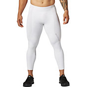 SECOND SKIN Men's QUATROFLX 3/4 Compression Tights