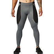 SECOND SKIN Men's QUATROFLX Heather Compression Tights