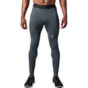 SECOND SKIN Men's Seamless Fitted Tights