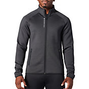 SECOND SKIN Men's Training Knit Full Zip Jacket