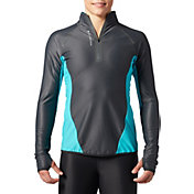 SECOND SKIN Women's 1/4 Zip Long Sleeve Training Top