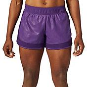 SECOND SKIN Women's Brief Training Shorts