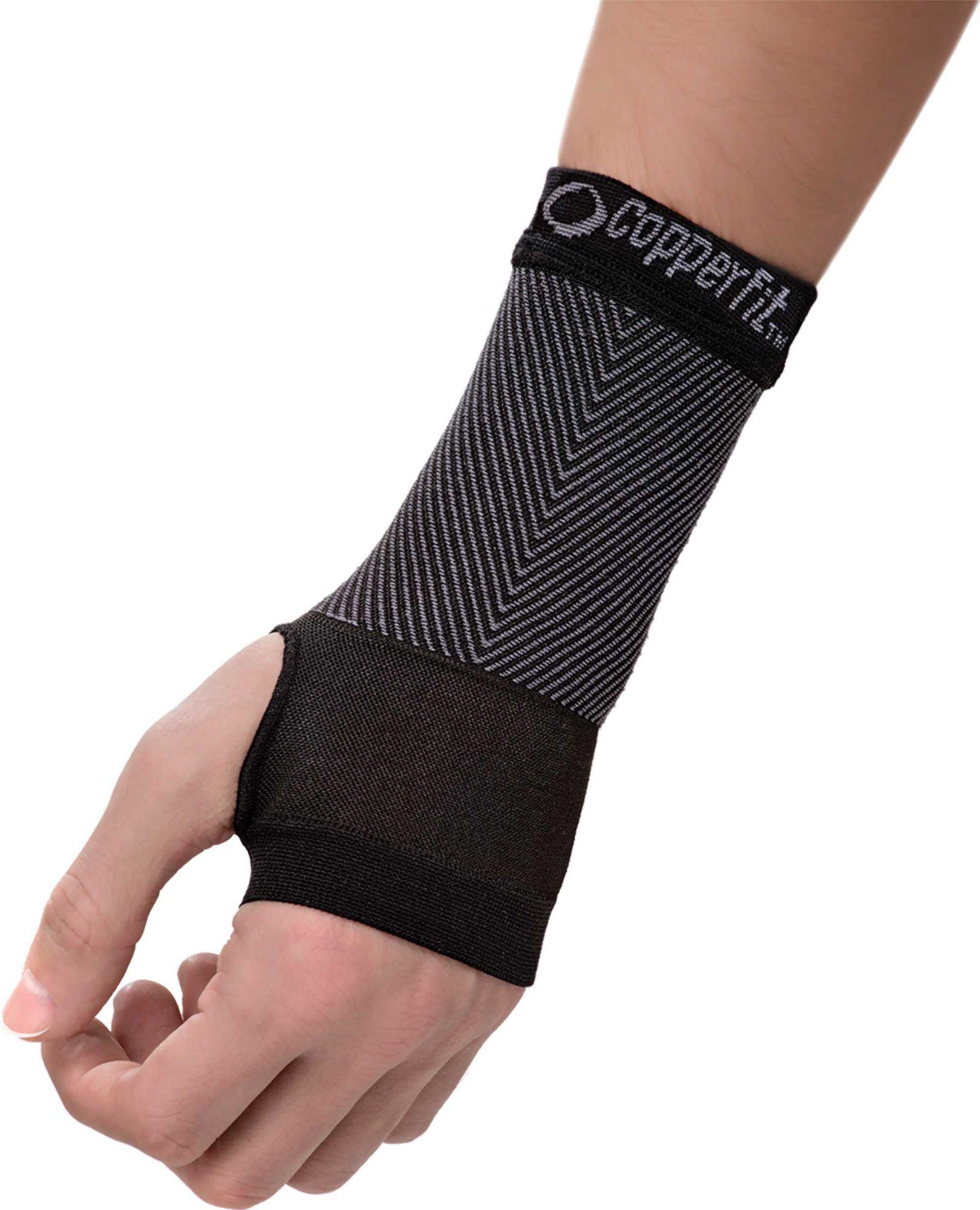 Copper Fit Compression : Copper fit advanced compression wrist sleeve dick s