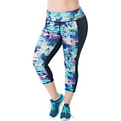 Rainbeau Curves Women's Plus Size Gwyneth Capris