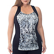 Rainbeau Curves Women's Plus Size Emma Print Tank Top