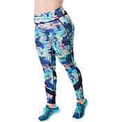 Rainbeau Curves Women's Plus Size Andrea Print Leggings