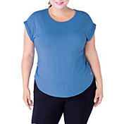 Rainbeau Curves Women's Alanis Plus Size T-Shirt