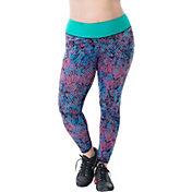 Rainbeau Curves Women's Plus Size Simone Print Leggings