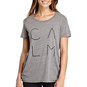 good hYOUman Women's Tri-Blend Coco Calm Graphic T-Shirt