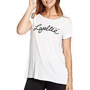good hYOUman Women's Coco Graphic Crew Neck T-Shirt