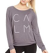 good hYOUman Women's Chelsea Graphic Fleece Pullover