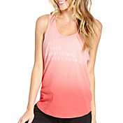 good hYOUman Women's Casey Everything Graphic Scoop Neck Tank Top