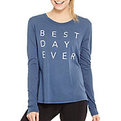 good hYOUman Suzanne Best Day Ever Pullover
