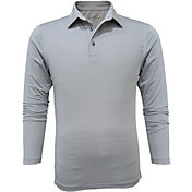 Arnold Palmer Men's Saddlebrook Long Sleeve Golf Polo