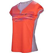 Babolat Women's Performance Cap Sleeve Tennis Top