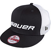 Bauer Senior New Era 9Fifty Flat Brim Hockey Hat