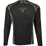 Bauer Youth Premium Grip Long Sleeve Hockey Shirt