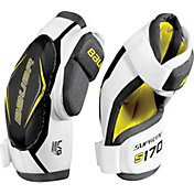 Bauer Youth Supreme S170 Soft Ice Hockey Elbow Pads