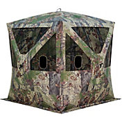 Barronett Blinds Big Cat 350 Ground Blind – Backwoods Camo
