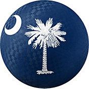 Hedstrom South Carolina Flag Rubber Playground Ball