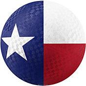 Hedstrom Texas Flag Rubber Playground Ball