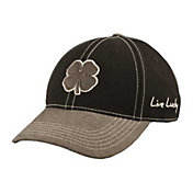 Black Clover Wool Golf Hat