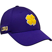 Black Clover Men's LSU Premium Golf Hat