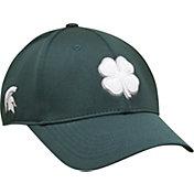 Black Clover Men's Michigan State Premium Golf Hat