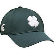 Black Clover Men's Michigan State Premium Golf Hat