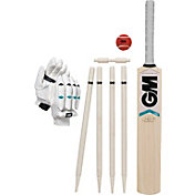 Gunn & Moore Youth Six6 Size 4 Cricket Bat Set