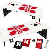 BAGGO Nebraska Cornhuskers Bean Bag Toss Game