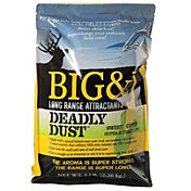 Big & J Deadly Dust Deer Attractant