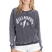 Billabong Women's Heritage Bolt Crew Pullover