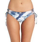 Billabong Women's Tidal Wave Tie Bikini Bottoms