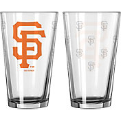 Boelter San Francisco Giants 16oz. Satin Etched Pint Glass