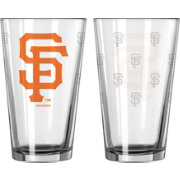 Boelter San Francisco Giants 16oz. Satin Etched Pint Glass