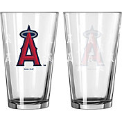 Boelter Los Angeles Angels 16oz. Satin Etched Pint Glass