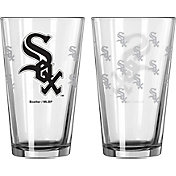Boelter Chicago White Sox 16oz. Satin Etched Pint Glass