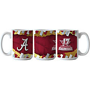 Boelter 2017 National Champions Alabama Crimson Tide 15oz. Mug