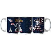 Boelter New England Patriots Tom Brady MVP Mug