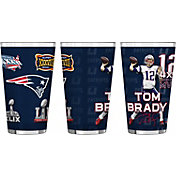 Boelter New England Patriots Tom Brady MVP Pint