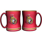 Boelter Ottawa Senators Relief 14oz Coffee Mug 2-Pack