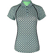 Bette & Court Women's Buckle Golf Polo