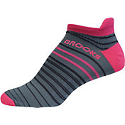 Brooks Radical Lightweight No Show Socks