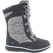 BEARPAW Women's Aretha Black Winter Boots