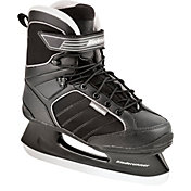 Rollerblade Men's Bladerunner Onyx Ice Skates
