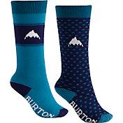 Burton Girl's Weekend Socks 2 Pack